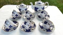 Zsolnay antoinette tea set