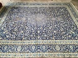 Iran Keshan Sherkat Farsh perzsaszőnyeg 424x317cm