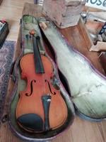 Hegedű, régi Ligna  Csehszlovák hegedű