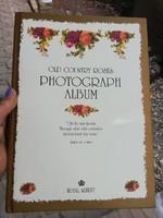 Royal Albert 92 country roses photo album