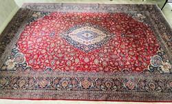 Iran Keshan hatalmas perszaszőnyeg 500x320cm