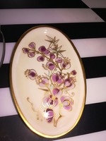 Bowl of Zilina hand painted ring