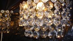 Svarowski kristály falikar 2db 2+2égős