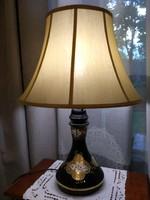 Bohémia antik lámpa