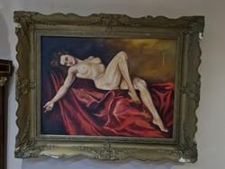 Valér Ferenczy - female nude