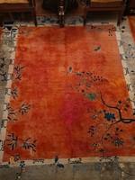 Amazing artdeco chinese carpet