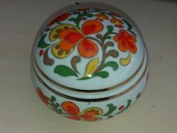 Schmidt Brazilian porcelain bonbonier