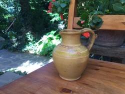 Showy little bastard pitcher jar of silk