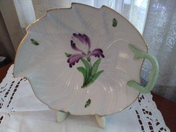 Herend waterlily pattern offering