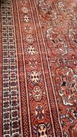 Mokett silk velvet rug, tablecloth 158 * 150 cm