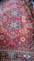 Mokett silk velvet rug, tablecloth 200 * * 150 cm