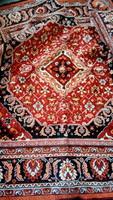 Mokett silk velvet rug, tablecloth 166cm * 156cm