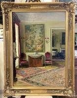 Elizabeth of Paris / 1887 -? / Civic interior / 1930 /