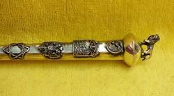 Silver lake pointer judeika jewish religious spirit 33 cm.