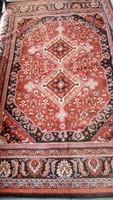Mokett silk velvet rug, tablecloth 195 * 154 cm