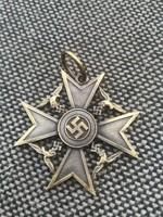 ***Harmadik Birodalmi  spanyol divízió kitüntetés ***
