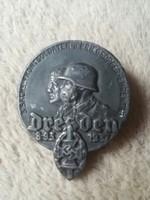 ***Harmadik Birodalmi  Dresden veterán jelvény ***
