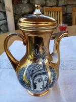 Raven house Saxon endre coffee pot