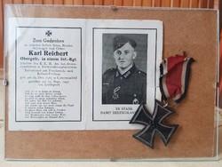 World War II Iron Cross Second Class