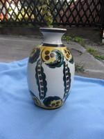 Fischer emil rare art deco vase