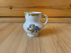 Herend Victoria pattern creamy milk pouring jug