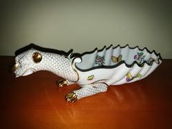 Herend Victoria Dragon Serving Bowl