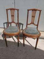 2db. copf szék párban