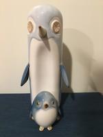 Aquincum aqua pingvinpár, pingvinek, sérült