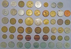 53 token szerencsepénz tantusz játékpénz érme pénz pénzérme