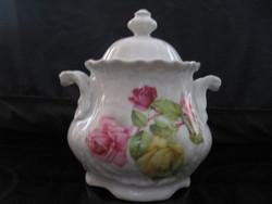 Pink antique jar, bonbonier