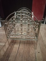Fabulous antique copper crib