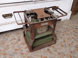 Régi petróleumos Paladdin tűzhely vintage petróleum spiritusz kályha tűzhely főző