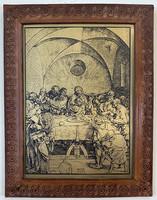 About one forint - albrecht dürer - the last dinner