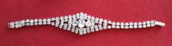 Beautiful marcasite bracelet