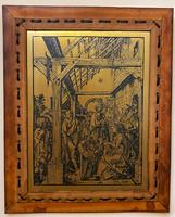About one forint - albrecht dürer - worship of the three kings
