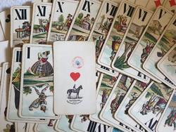 Piatnik and son tarot card Vienna