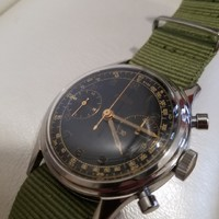 Légierős Angelus chronograph!!!!! L.E.