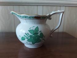 Herend 12-person apponyi patterned large milk jug