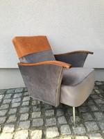 Bauhaus fotel, igényesen felújított