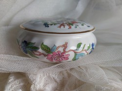 Aynsley angol porcelán bonbonier