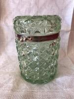 Cukortartó, bonbonier vagy üvegdoboz