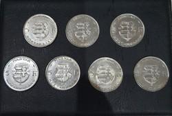 1947-es Ezüst Kossuth 5 Forint.7db.
