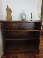 Colonial book shelf