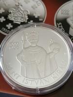 Szent István Ezüst PP 15.000 Forint 2021