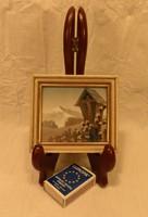 Rosenthal porcelán miniatűr kép
