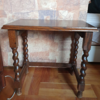 Colonial bedside table / table - 2 pcs