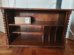 Colonial tv stand