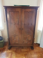 Cabinets with colonial clothes - 2 pcs