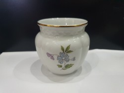 Hand painted zsolnay pot