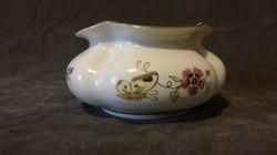 Zsolnai porcelán,gerezdes váza.
